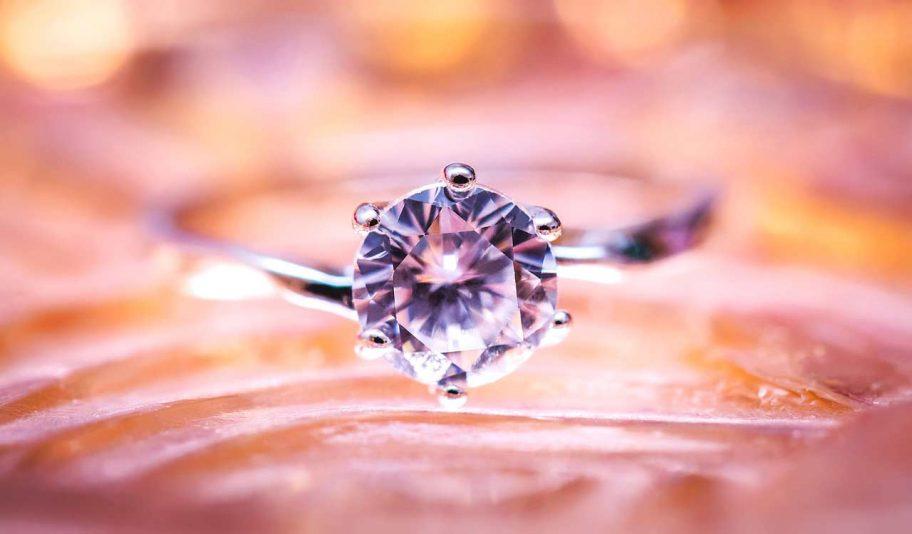 要望に答えていただき、思っていたとおりの結婚指輪をつくっていただきました