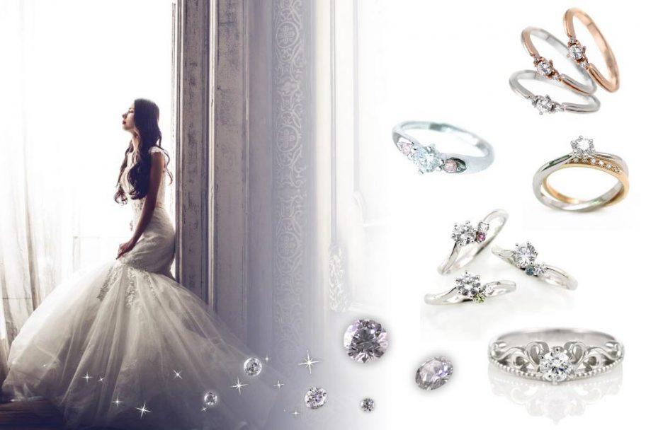 お役立ちトピックス『女性のこだわりの婚約指輪デザイン』のページを公開しました!