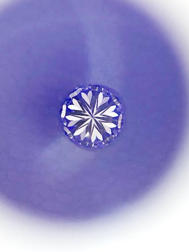 親身で丁寧な説明、質の良いダイヤモンドに出会えて良かった