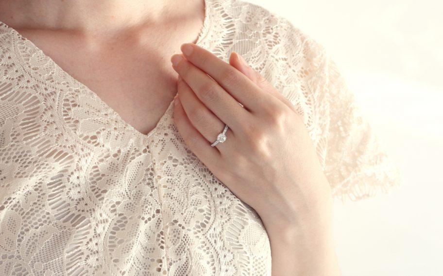 お役立ちトピックス『1カラットダイヤモンドの指輪』のページを公開しました!